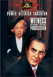 Свидетель обвинения   на DVD