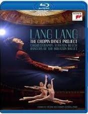 Lang Lang Chopin Dance Project (Blu-ray) на Blu-ray