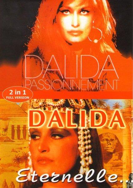 Dalida (Passionnement / Eternelle)  на DVD