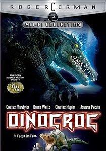 Динокрок  на DVD