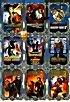 Инспектор Гаджет 1, 2 / Приключения Шаркбоя и Лавы 3-D / Громобой / Агент Коди Бэнкс 1, 2 / Дети шпионов 1, 2, 3 на DVD