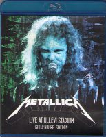 Metallica Live at Ullevi Stadium Gothenburg Sweden (Blu-ray)