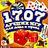 1707 лучших игр для дома и офиса (PC DVD)