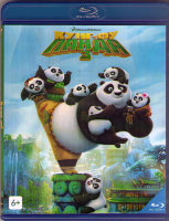 Кунг фу Панда 3 (Blu-ray)