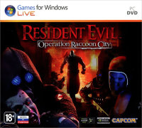 Resident Evil Operation Raccoon City (PC DVD)