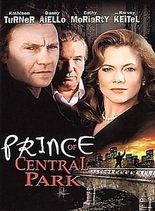 Принц из центрального парка на DVD