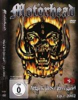 Motorhead Attack In Switzerland Live In 2002