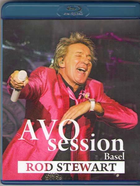 Rod Stewart AVO Session Basel 2012 (Blu-ray) на Blu-ray