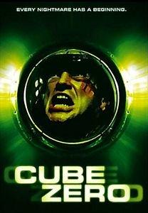 Куб зеро/Куб/Куб 2/Пила на DVD