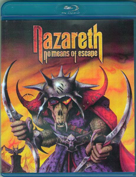 Nazareth No Means of Escape (Live at Metropolis Studios) (Blu-ray)*