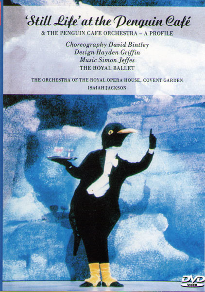 Still life at the Penguin & The Penguin Cafe Orchestra a profile на DVD