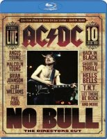 AC DC No Bull (Director's Cut) (Blu-ray)*