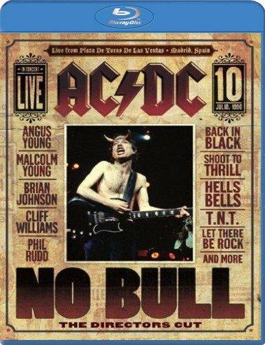 AC DC No Bull (Director's Cut) (Blu-ray)* на Blu-ray