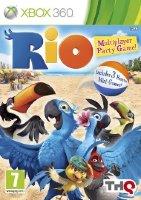 Rio The Videogame (Xbox 360)