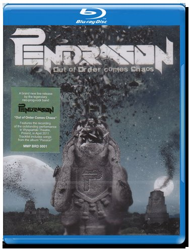 Pendragon Out Of Order Comes Chaos (Blu-ray)* на Blu-ray