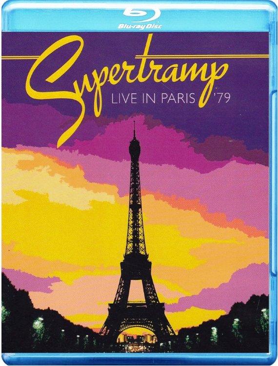Supertramp Live in Paris 79 (Blu-ray)*