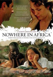 Нигде в Африке на DVD