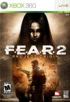 FEAR 2  Project Origins (Xbox 360)