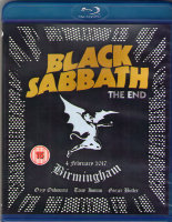 Black Sabbath The End (Live in Birmingham) (Blu-ray)*
