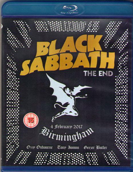 Black Sabbath The End (Live in Birmingham) (Blu-ray)* на Blu-ray