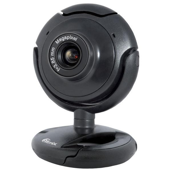 Веб-камера RITMIX RVC-006M 0,3МП