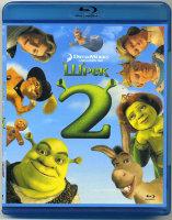 Шрек 2 (Blu-ray)