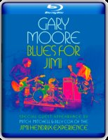 Gary Moore Blues for Jimi (Blu-ray)*