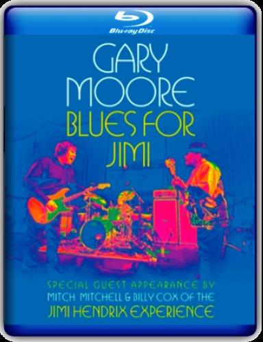 Gary Moore Blues for Jimi (Blu-ray)* на Blu-ray