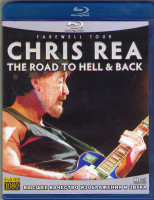 Chris Rea the road to hell and back (Blu-ray)
