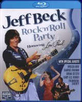 Jeff Beck Rock n Roll Party (Honoring Les Paul) (Blu-ray)*