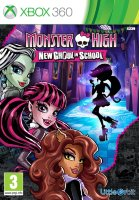 Monster High New Ghoul in School (Xbox 360)