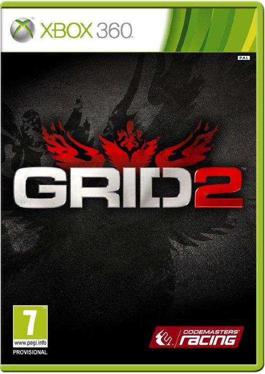 Race Driver GRID 2 (Xbox 360)