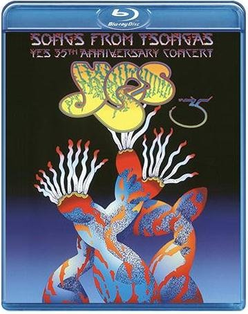 Yes Songs From Tsongas 35th anniversary concert (Blu-ray)*