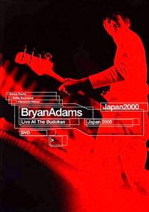 Bryan Adams - Live at The Budokan на DVD