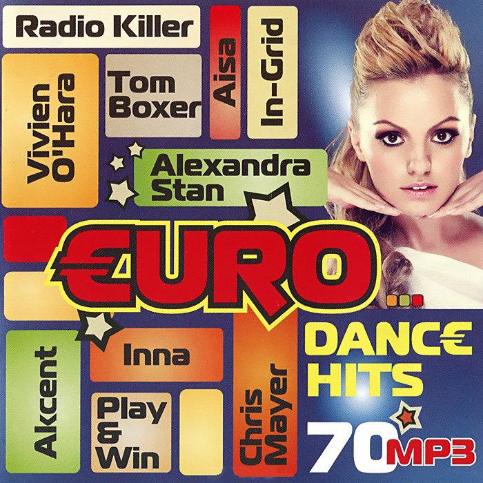 Euro Dance Hits (MP3) на DVD