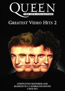 Queen - Greatest Video Hits 1 (2 dvd) на DVD
