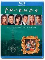 Друзья 6 Сезон (25 серий) (2 Blu-ray)