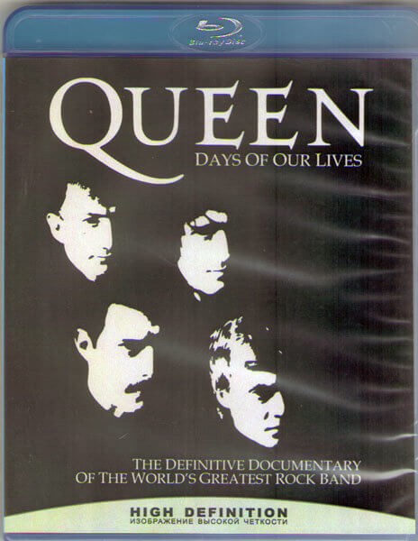 Queen Days Of Our Lives (Blu-ray)* на Blu-ray