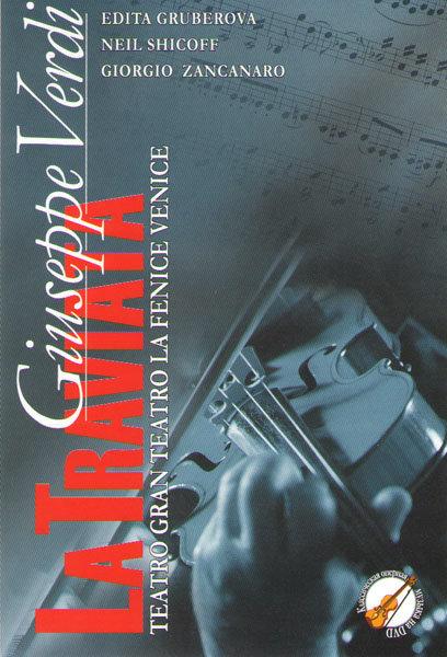 Giuseppe Verdi La Traviata (Джузеппе Верди Травиата) на DVD