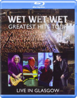 Wet Wet Wet Greatest Hits Live in Glasgow (Blu-ray)