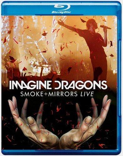 Imagine Dragons Smoke Mirrors Live (Blu-ray)* на Blu-ray