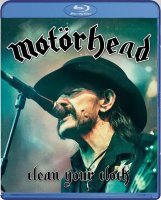 Motorhead Clean Your Clock (Blu-ray)
