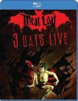 Meat Loaf 3 Bats Live (Blu-ray)*