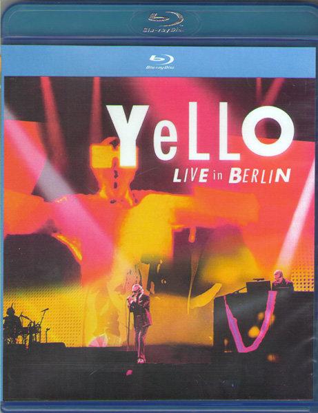 Yello Live in Berlin (Blu-ray)*