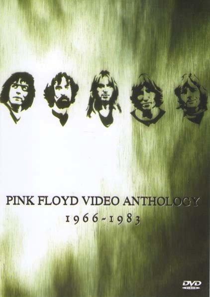 Pink floyd Video anthology (3 в 1) на DVD