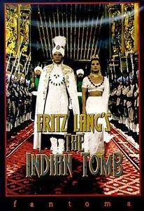 Бенгальский тигр (Фриц Ланг) на DVD