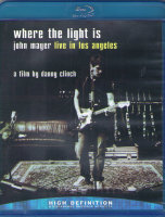 John Mayer Where the Light Is Live In Los Angeles (Blu-ray)*