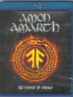 Amon Amarth The Pursuit Of Vikings 25 Years In The Eye Of The Storm (Blu-ray)