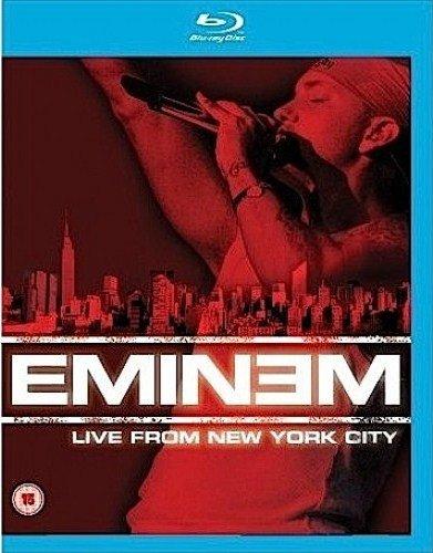 Eminem Live from New York City (Blu-ray)* на Blu-ray
