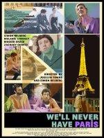 Не видать нам Париж как своих ушей (Blu-ray)